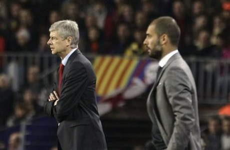 wenger-guardiola