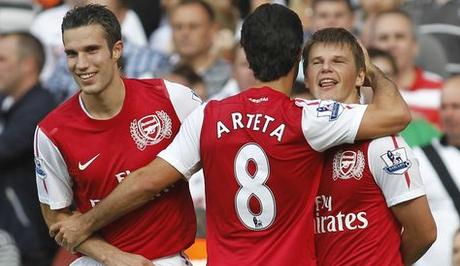 Arsenal1-0Swansea