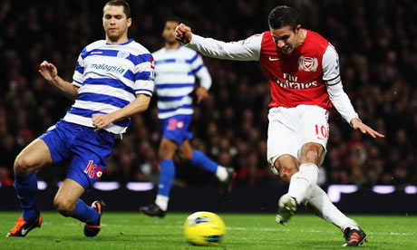 Arsenal-v-Queens-Park-Ran-007