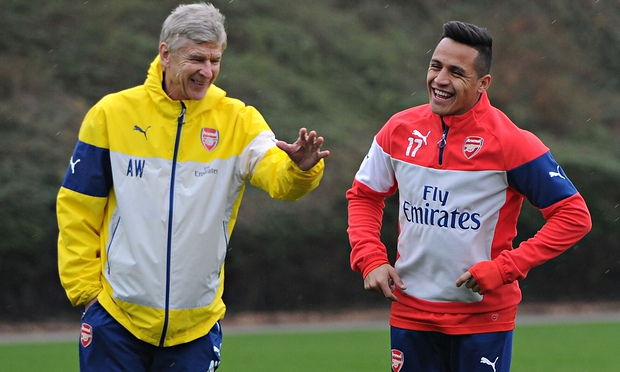 Sanchez and Wenger