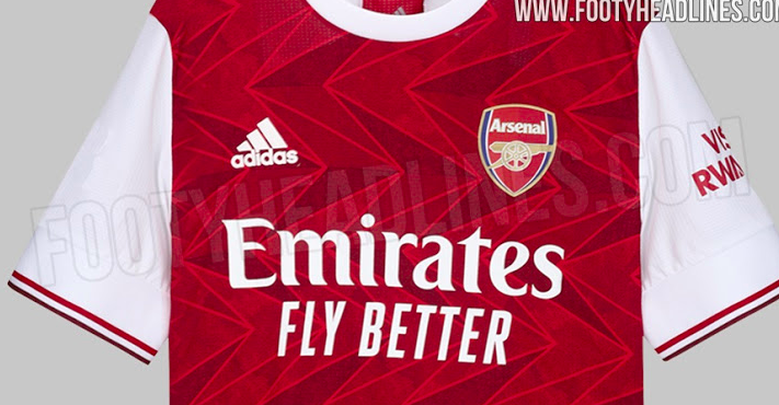 Arsenal S 2020 21 Adidas Home And Away Kits Reportedly Leaked Gooner Talk